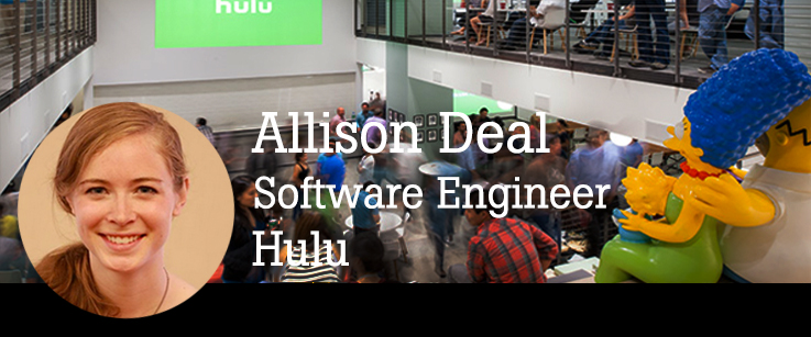 Allison Deal from Hulu