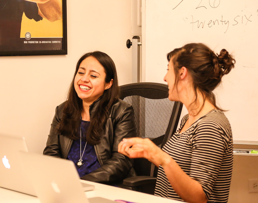 On Campus Life | Hackbright Academy