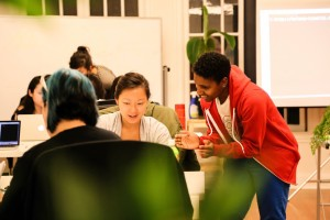 Hackbright Academy Part-time Intro Signup