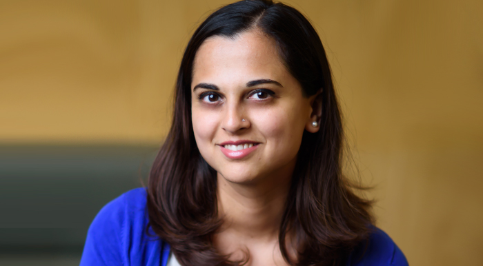 Sukrutha Bhadouria is an engineering manager at Salesforce