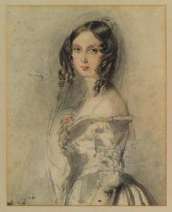 Ada Lovelace, age 20