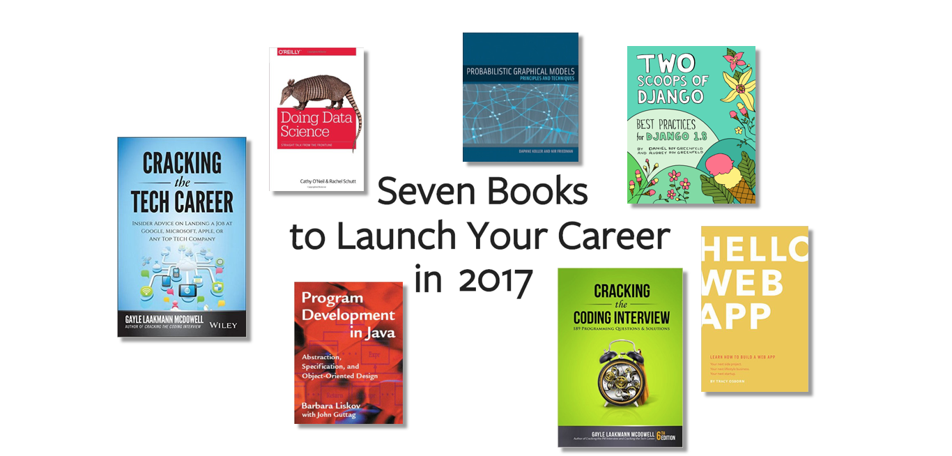 seven books to launch your career in 2017 hackbright academy