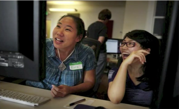 Hackbright Academy Software Engineering Prep Students