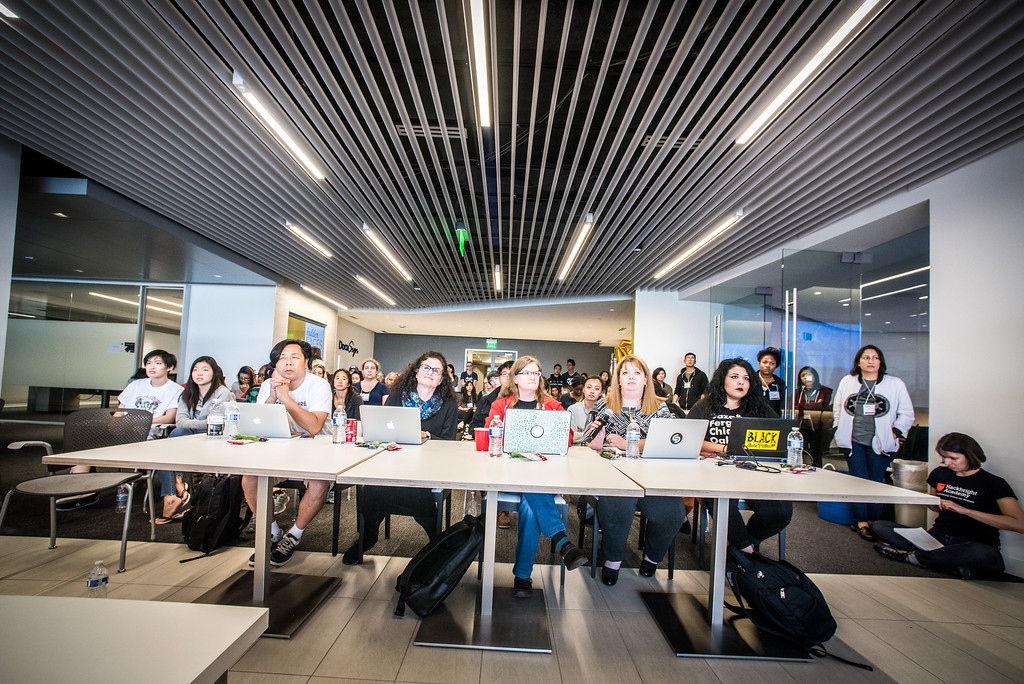 Girls in Tech Hackathon (photo: Karen Corby)